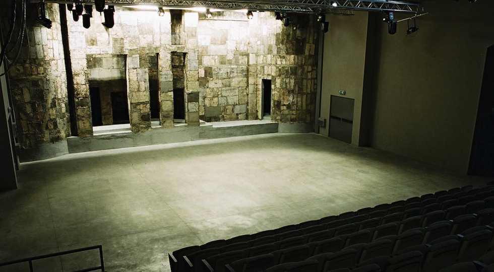 Teatro outoff Via Mac Mahon Spazio scenico